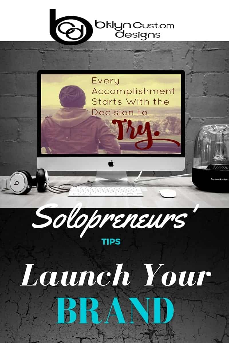 Blog Graphic Launch Your Brand