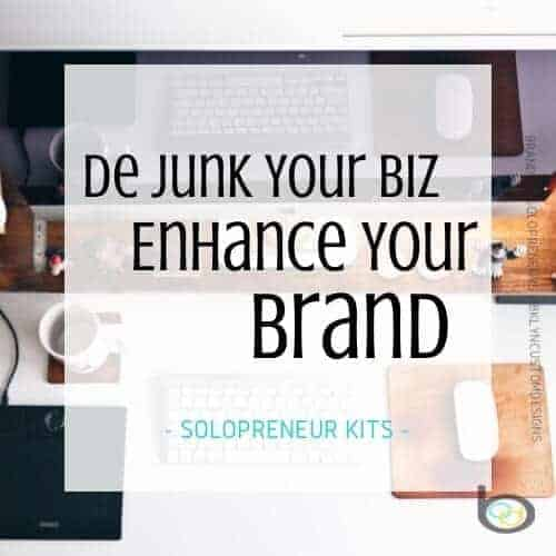 bcd solo library dejunk your biz cover
