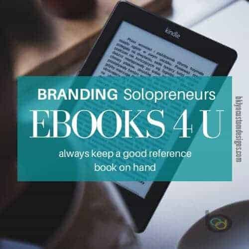 bcd solopreneur resources ebooks  you covers
