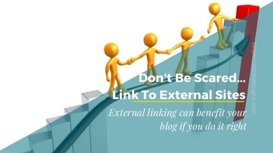 Don't Be Afraid – Link to External Sites