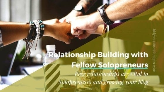 Importance of Building Relationships With Your Peers