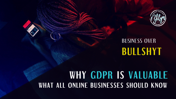 GDPR: What Online Businesses Should Know