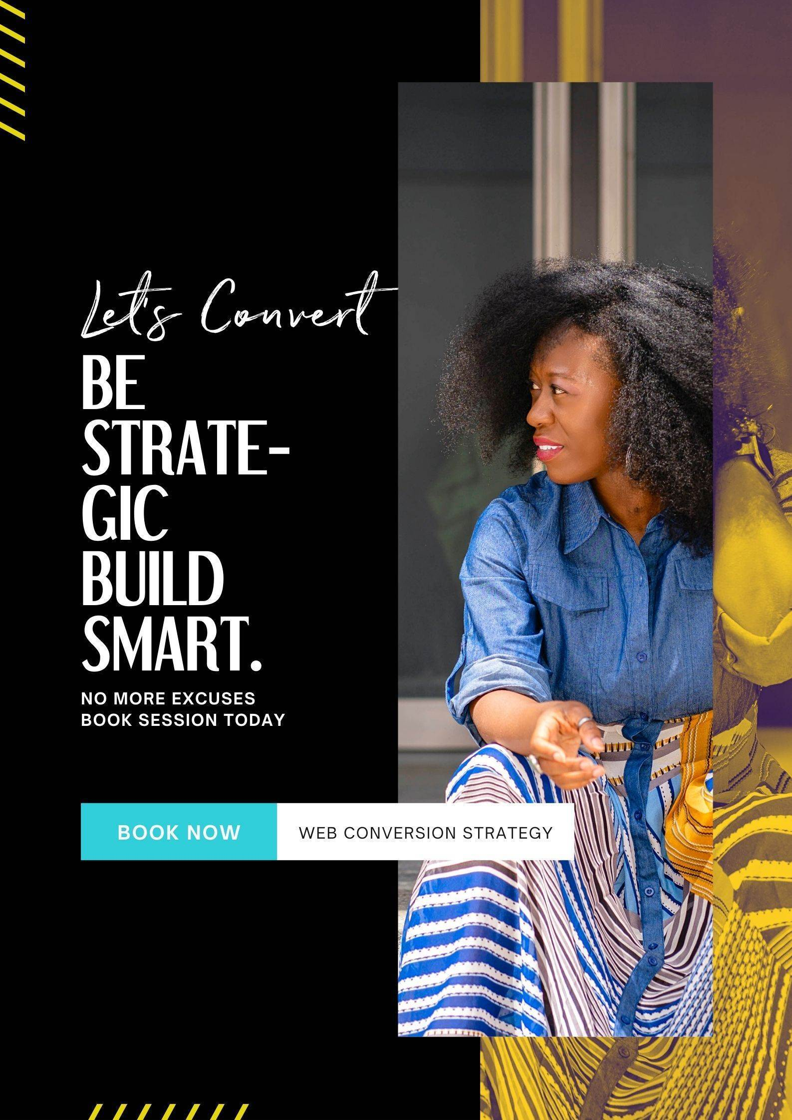 Get your Website and Brand Strategy Builder today
